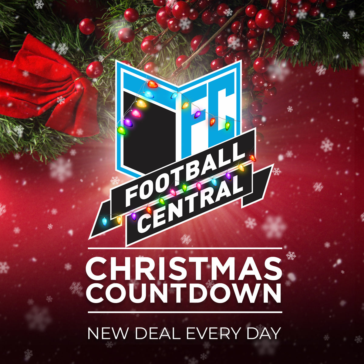 Christmas Countdown 🎄 New Deal Every Day!