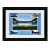 Manchester City Picture Etihad Stadium 16x12