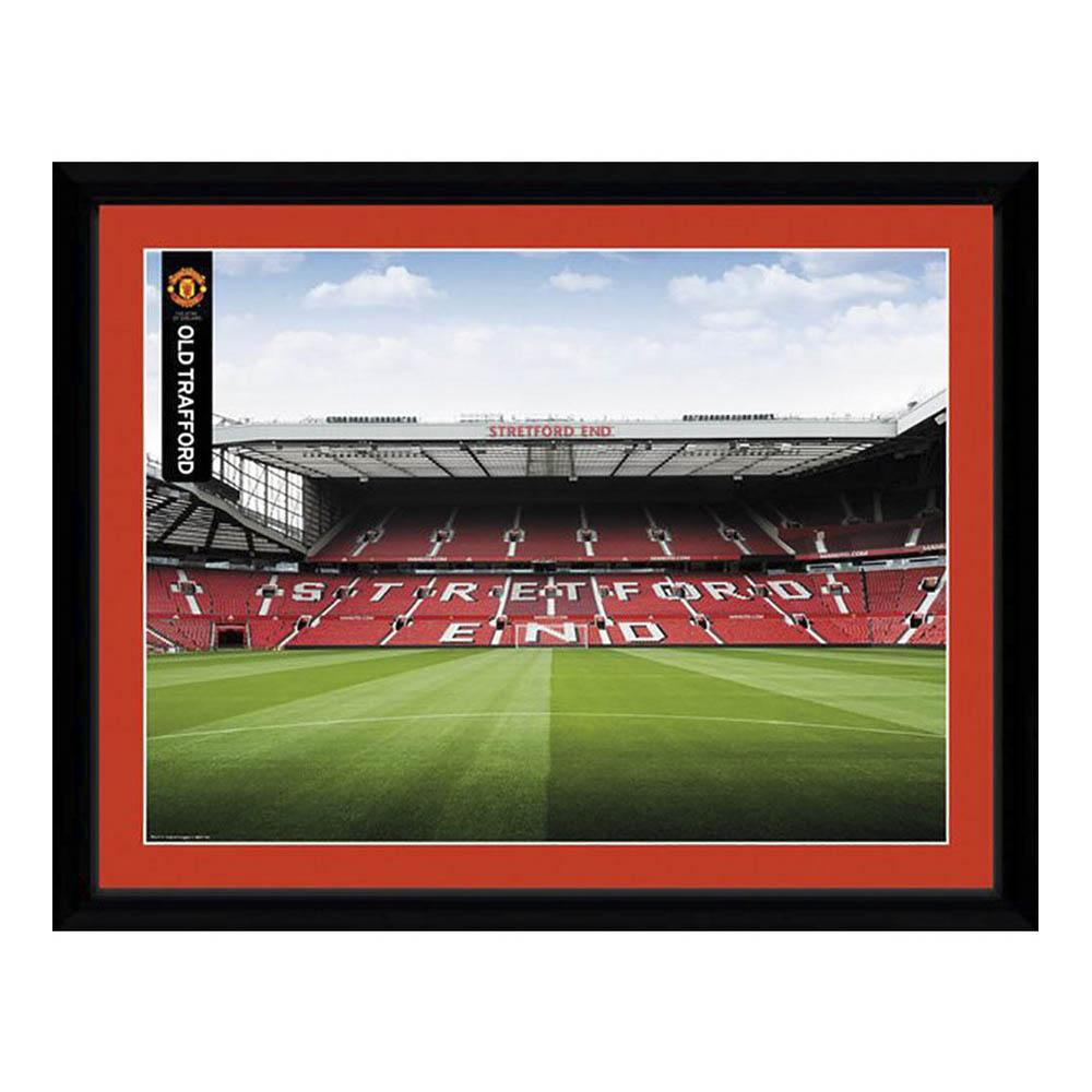 Manchester United Picture Old Trafford