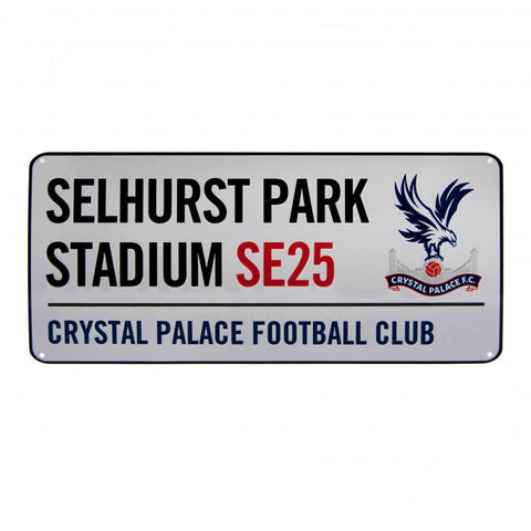 Crystal Palace Street Sign