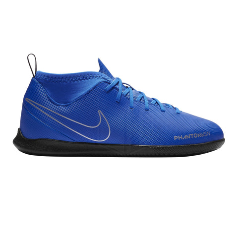Nike JR Phantom VSN Club DF IC (RacerBlue/Blk)