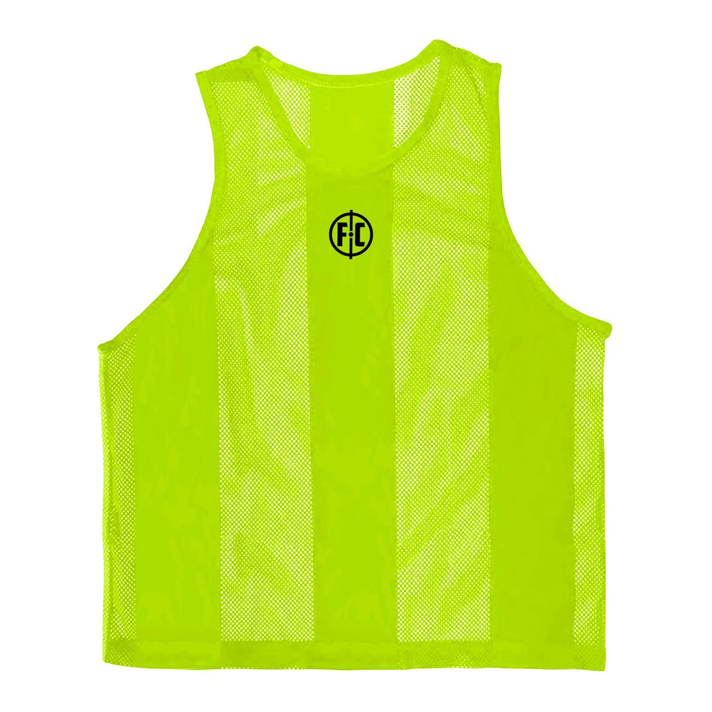 FC Mesh Training Bib Yellow