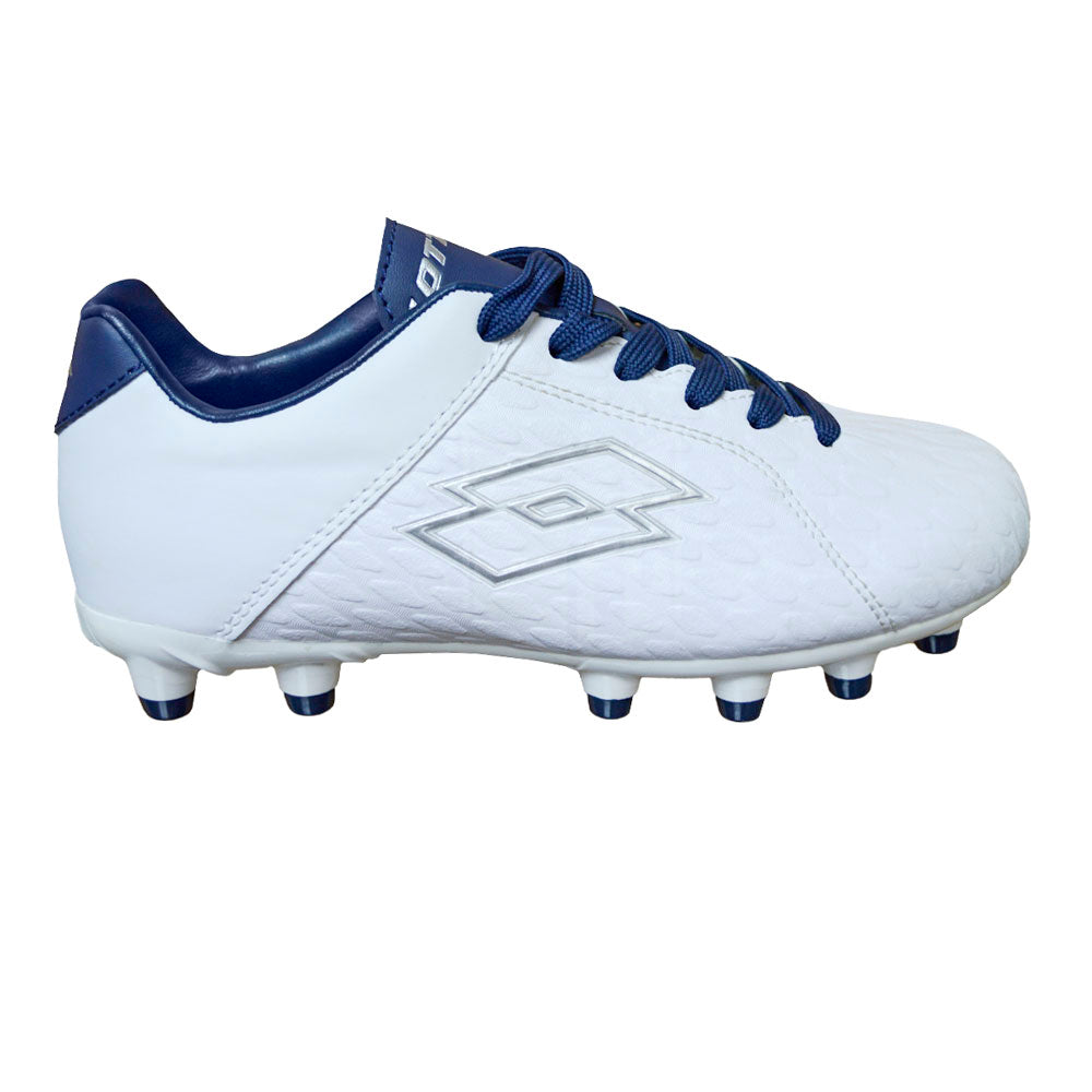 Lotto Cosmo FG Jnr (WHT/NAVY)