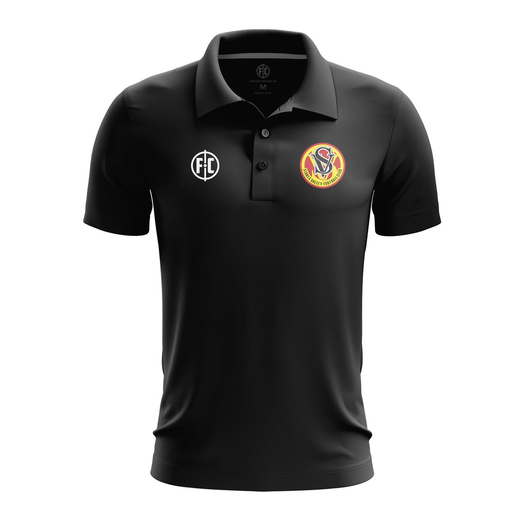 Stokes Valley FC Club Polo