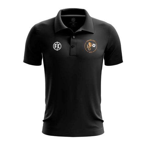 Timaru City AFC Club Polo