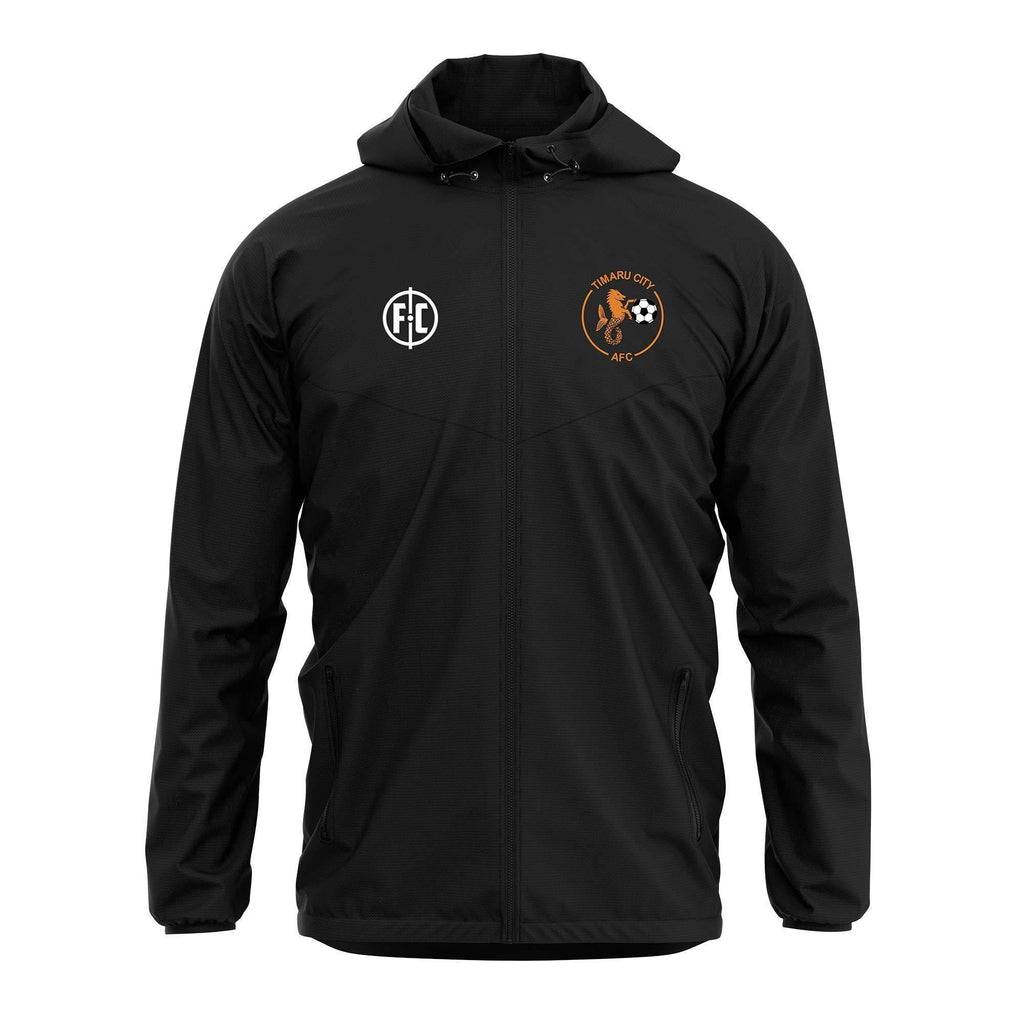 Timaru City AFC Shower Jacket
