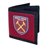 West Ham Utd Canvas Wallet