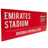 Arsenal Street Sign RD