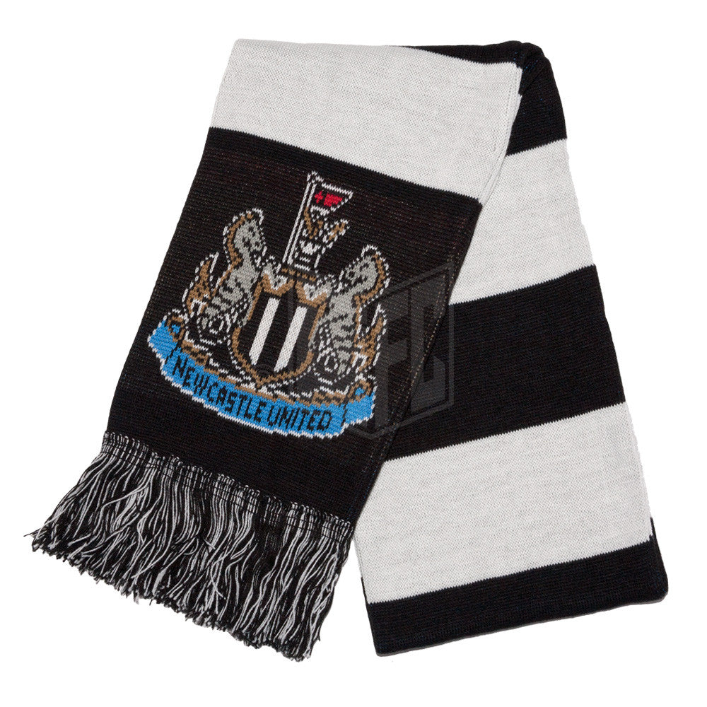 Newcastle Utd Bar Scarf