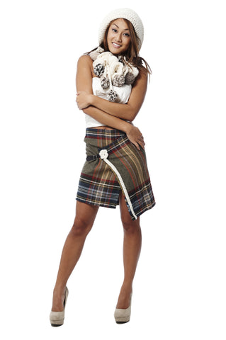 Brat Mini Kilt Ensemble