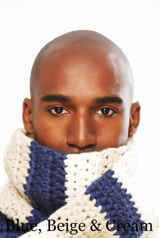 Dr. Who Length Scarf