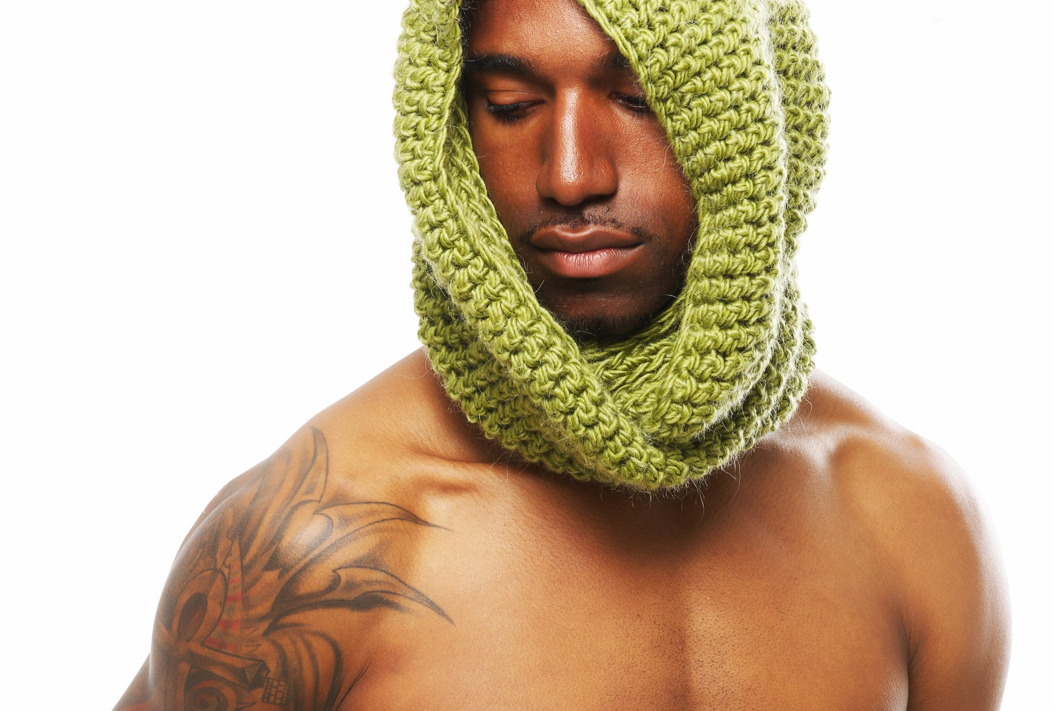 The Dan Snood Scarf or Hat