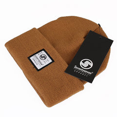 Surplus Co Beanie - Caramel