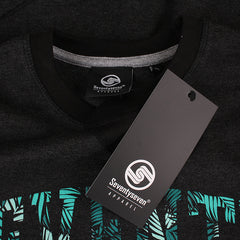 Tropical Soul Crew Sweat - Black Heather