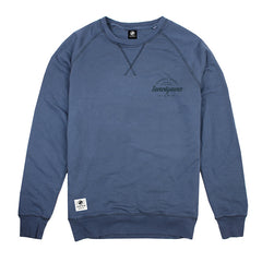 Durable Goods Crew Sweat - Vintage Blue