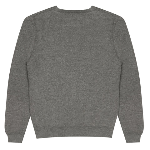 Tiger Crew Sweat - Grey Heather