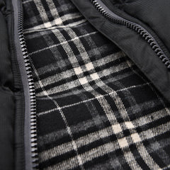 Trapper Gilet Jacket - Dark Charcoal