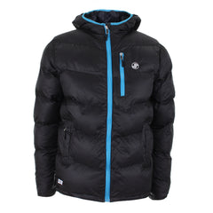 Ranulph Puffa Jacket - Black / Blue