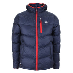 Ranulph Puffa Jacket - Navy / Red