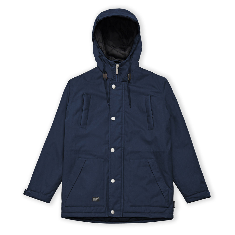Parka Jacket - Navy