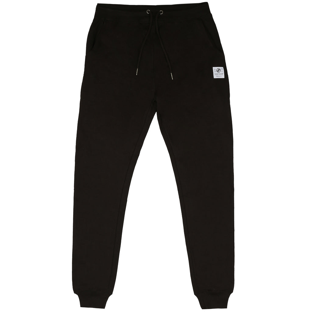 Staple Jog Pants - Black
