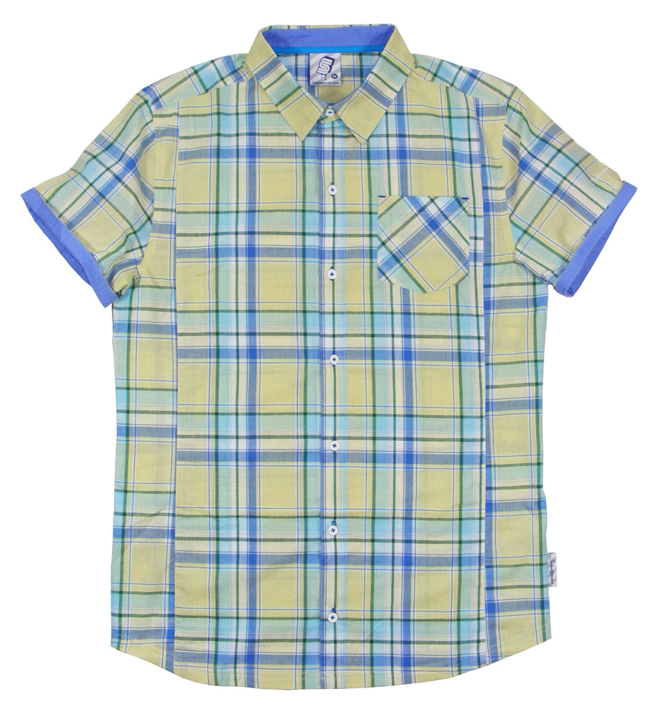 Loop Shirt - Blue