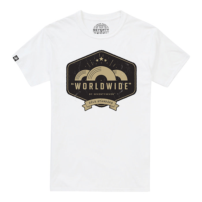 Worldwide t-shirt - White