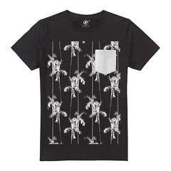 Jungle Pocket t-shirt - Black