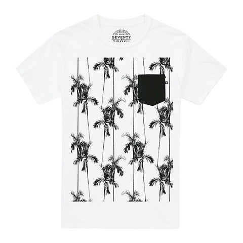 Jungle Pocket t-shirt - White
