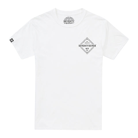 Diamond t-shirt - White