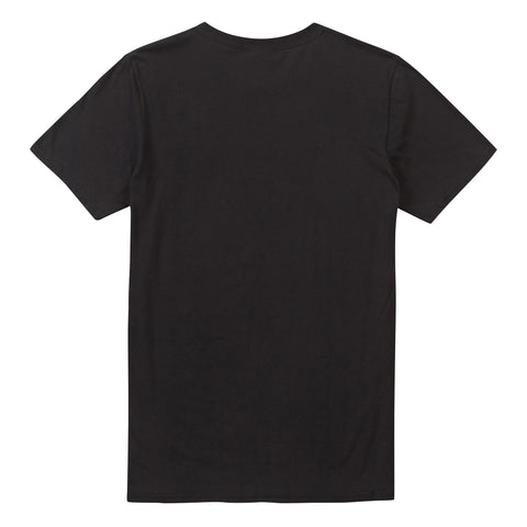 Maze Pocket t-shirt - Black