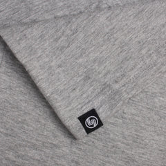 Diamond Baseball t-shirt - Grey Heather/Navy