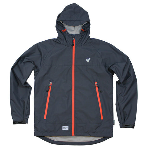 Alpine Jacket - Charcoal