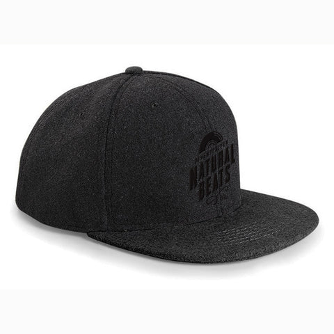 Beats Snapback Cap - Charcoal Heather
