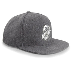 Beats Snapback Cap - Grey Heather