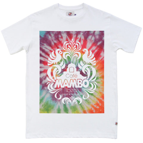 Seventyseven Vs Cafe Mambo Ibiza 2013 t-shirt - White