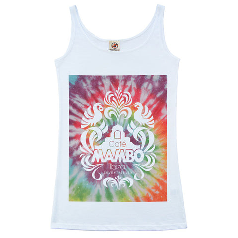 Seventyseven Vs Cafe Mambo Ibiza 2013 Girls vest - White