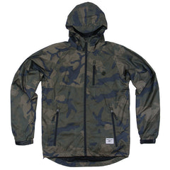 Camo Windbreaker Jacket - Camouflage
