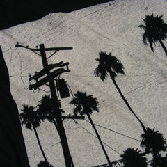 Electric Palms t-shirt - Black