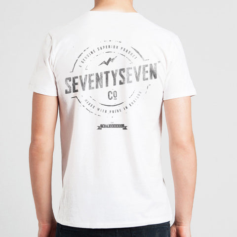 Genuine t-shirt - White