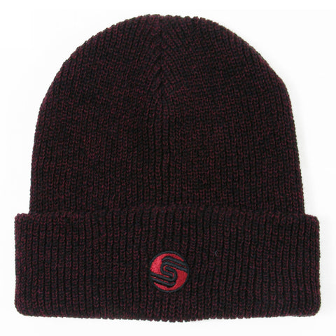 Heritage Beanie - Antique Burgundy