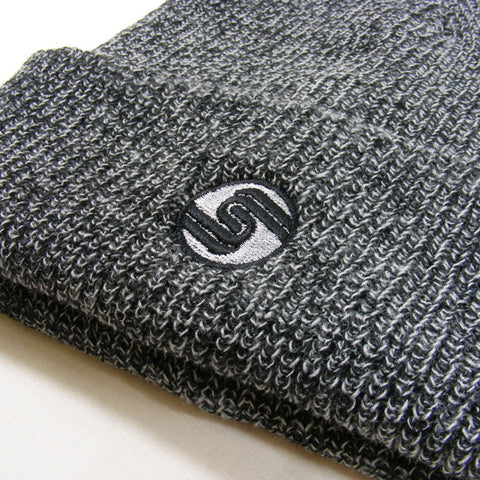 Heritage Beanie - Antique Grey