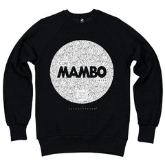Seventyseven Vs Cafe Mambo Ibiza 2014 Crew Sweat - Black