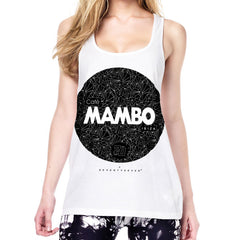 Seventyseven Vs Cafe Mambo Ibiza 2014 Girls Vest - White