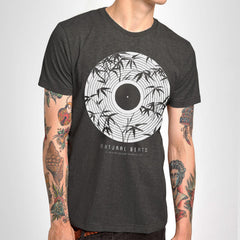 Natural Beats t-shirt - Charcoal Heather