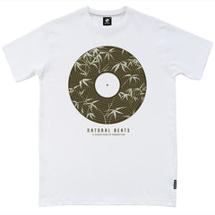 Natural Beats t-shirt - White