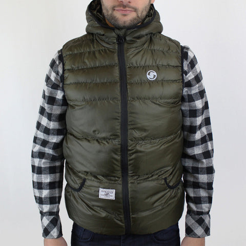 Thermo Gilet - Olive