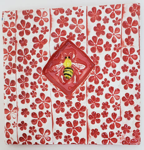 Bee 4x4 Ceramic Tile