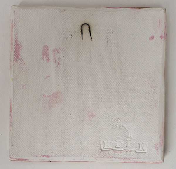 Boot 4x4 Ceramic Tile - Artworks by Karen Fincannon
