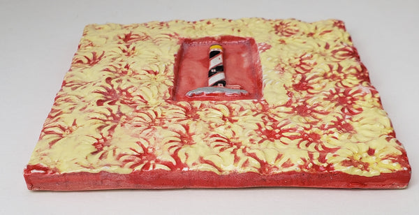 Lighthouse 4x4 Ceramic Tile